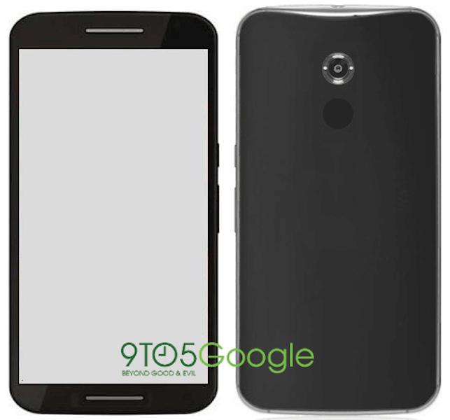 google nexus 6 x motorola shamu 01 - Google pode anunciar Android L, Android Wear 2.0 e Nexus 9 no dia 15 de outubro