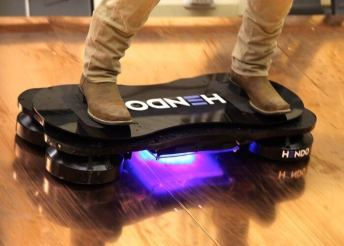 Hendo Hoverboard skate voador de volta para o futuro back to the future II (7)