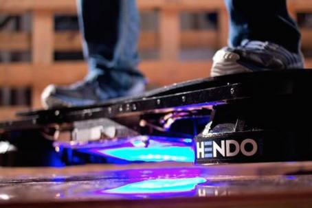 Hendo Hoverboard skate voador de volta para o futuro back to the future II (9)