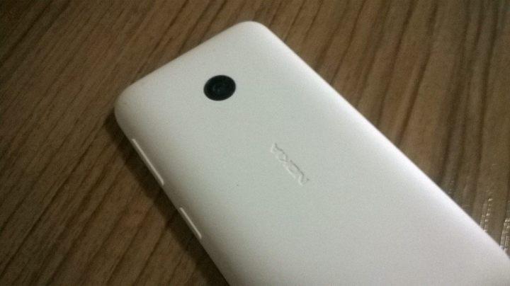 Lumia 530 - Câmera
