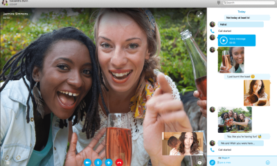 mac31 - Skype revela novo design para Mac e Windows