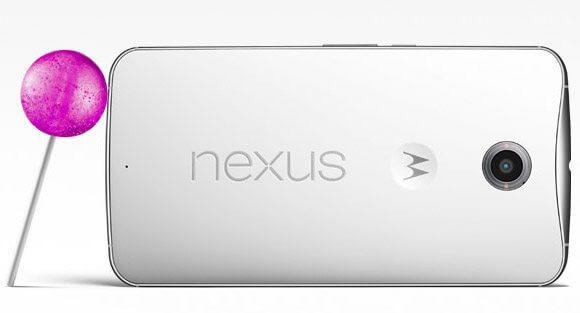 nexus 6 motorola google 2 - Motorola lança Nexus 6 com o Android Lollipop 5.0