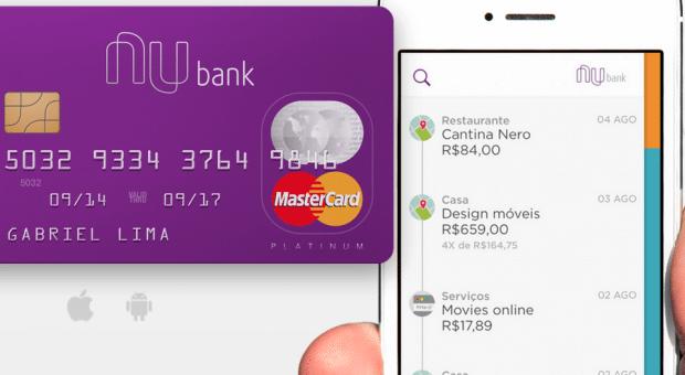Nubank cartao de credito