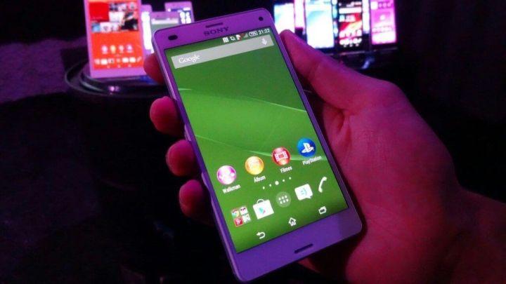 sony apresenta xperia z3 e outras novidades3 720x405 - Sony apresenta Xperia Z3 e outras novidades