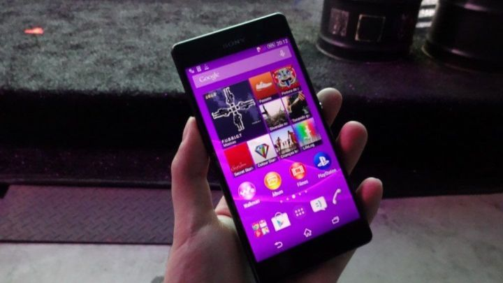 sony apresenta xperia z3 e outras novidades5 720x405 - Sony apresenta Xperia Z3 e outras novidades