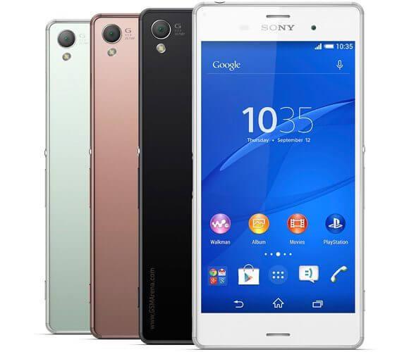 sony xperia z3 01 dual - Sony Xperia Z3 Dual, Z3 Compact, E3 Dual e M2 Aqua: confira os preços de lançamento