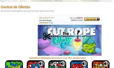 amazon app black friday - Amazon oferece R$ 350 em aplicativos grátis na Black Friday