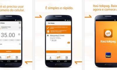 aplicativo tokpag itau 1 - Faça pagamentos para quem precisar e até mesmo para quem possuir contas em qualquer banco com o aplicativo Itaú tokpag