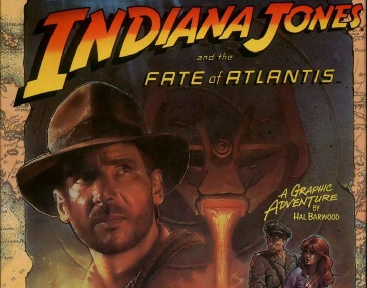 disney gog lucasarts indiana jones atlantis 720x565 - Disney e GoG anunciam re-lançamento de Star Wars, Indiana Jones, Monkey Island e outros títulos da LucasArts