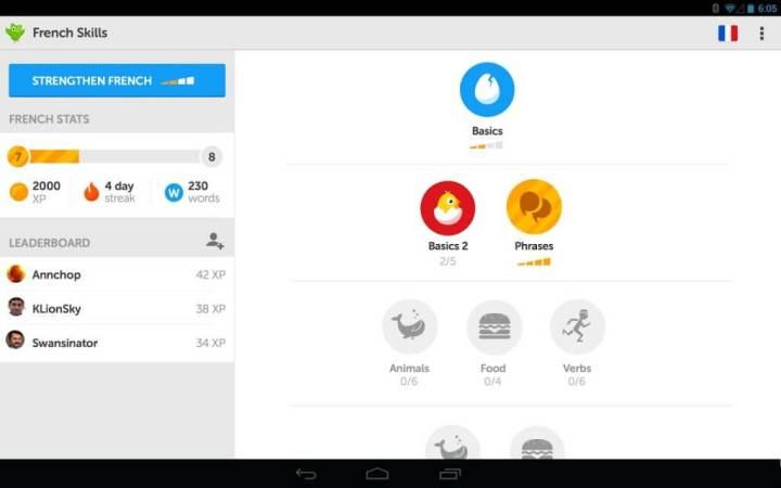 duolingo app 720x450 - Slack e Duolingo prometem apps para Windows Phone