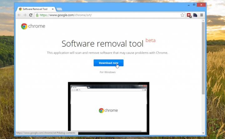 fixedbyvonnie google chrome software removal tool e1416774796430 720x444 - Google Chrome ganha ferramenta oficial para remoção de malwares