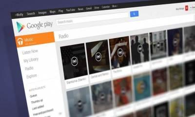 google play all access radio hands on - Google Music oferece músicas ilimitadas de graça por 90 dias