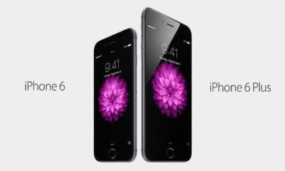 Apple confirma os preços do iPhone 6 no Brasil