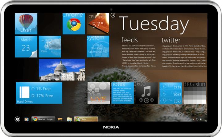 nokia win8 tablet 720x446 - Estaria a Nokia ensaiando um retorno com o Android?