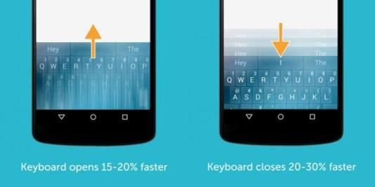 velocidade 720x360 - Swiftkey: nova versão do app Android traz grandes melhorias de performance