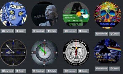 Tutorial: troca de faces no Android Wear (Moto 360 e outros)