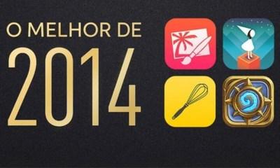 apple anuncia os melhores jogos e aplicativos de 2014 - Apple anuncia os melhores jogos e aplicativos de 2014