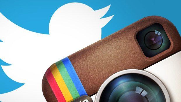 instagram twitter - Instagram ultrapassa Twitter e chega a 300 milhões de usuários mensais