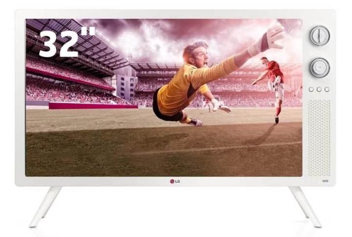 TV retro decade de 70 LG TV Classic 32LN640R