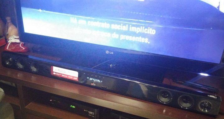 2014 12 16 21 34 27 720x384 - Review: LG Sound Bar NB3530A, melhor que um home theater?