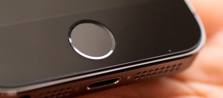 apple iphone touch id parmak izi okuma sensoru nedir ne ise yarar 720x316 - Patente Apple: Home Button poderá funcionar como Joystick