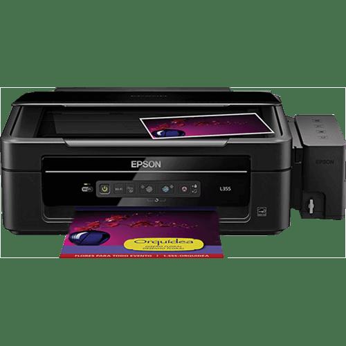 epson ecotank l355 - Review: Impressoras Epson Ecotank - multifuncionais econômicas com tanque de tinta