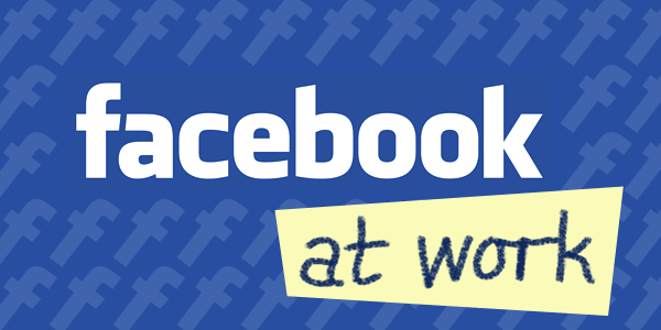 facebook at work banner - Facebook at Work inicia fase beta (Android e iOS)
