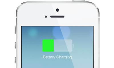 ios 7 charging featured - Fatos e Mitos da bateria em smartphones Android, iPhones e Windows Phones