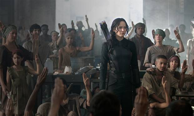 katniss 2 - Jennifer Lawrence no HOT 100 da Billboard