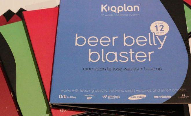 kiqplan copy - Aplicativo para perder a barriga e pulseiras inteligentes são destaques na CES 2015