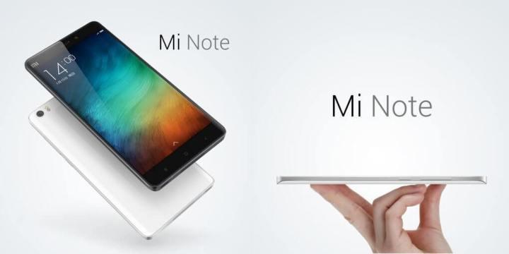 minote 0 720x360 - Xiaomi Mi Note é um phablet de muito respeito