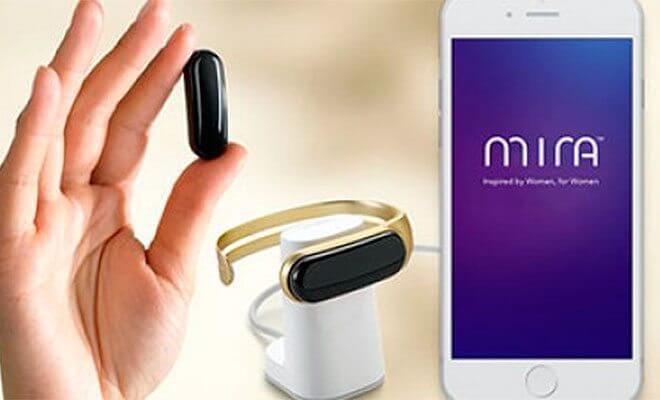 mira copy - Aplicativo para perder a barriga e pulseiras inteligentes são destaques na CES 2015