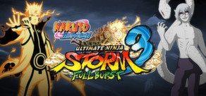 naruto shippuden ultimate ninja storm 3 - Steam: fim de semana de anime games