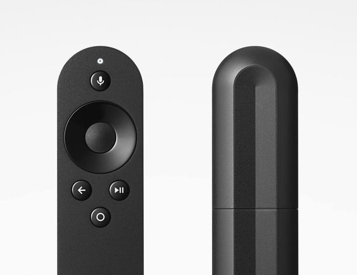 nexus player remote 720x554 - Review: Nexus Player (Android TV do Google e Asus)