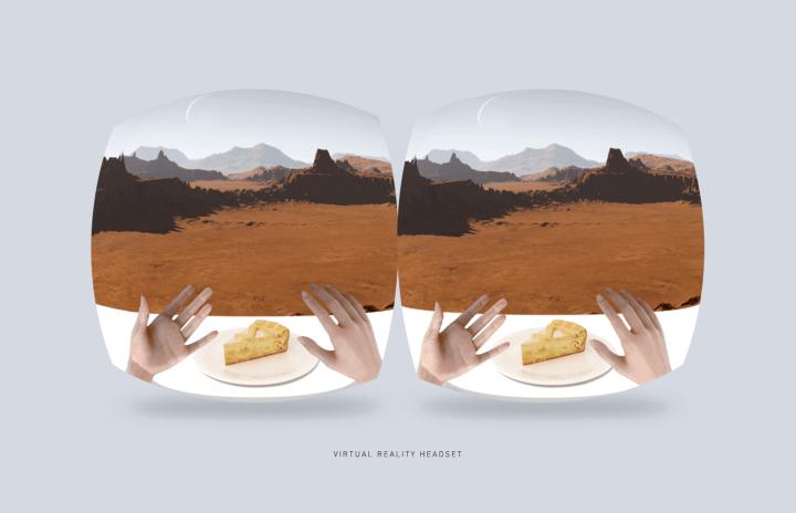 projectnourished pr photo5 720x464 - Project Nourished junta gastronomia, realidade virtual e impressões em 3D