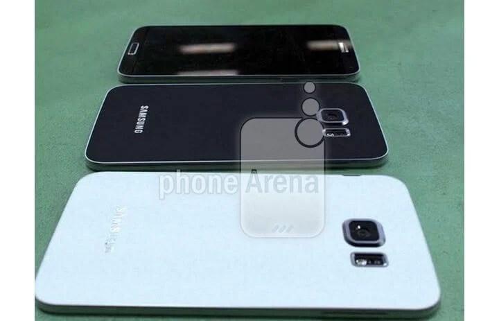 protos6 - Vazam desenhos com tamanho do Samsung Galaxy S6