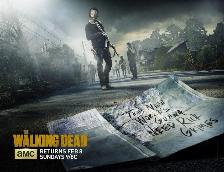twd season 5 redm 720x555 - The Walking Dead: veja o trailer da segunda metade da 5ª temporada