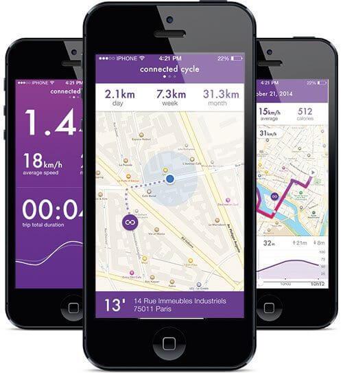 web 3applis - Pedal inteligente protege sua bike de ladrões e monitora seu percurso