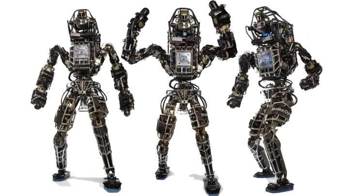 atlas 720x405 - Robô Atlas segue como predileto para o final do DARPA Robotics Challenge