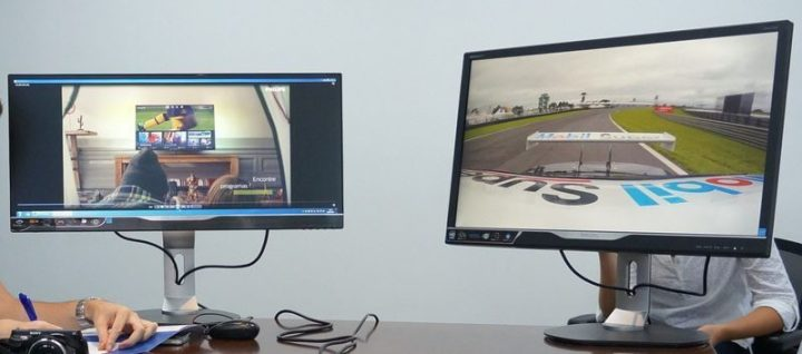 dsc04891 720x318 - Philips apresenta novos monitores ao mercado brasileiro