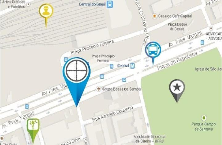 furtivo app2 720x470 - Brasileiro cria app colaborativo para mapear crimes e denúncias