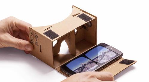 google cardboard case 720x397 - Review: Google CardBoard, o primo barato do óculos Rift