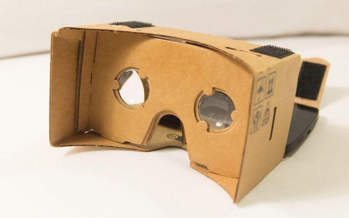 Google Cardboard é uma alternativa criativa e barata no desenvolvimento de dispositivos de realidade virtual.