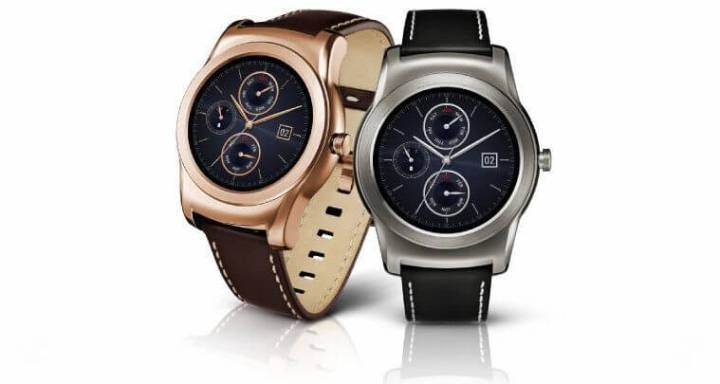 LG Watch Urbane Gold/Silver