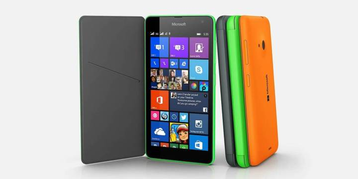 Lumia 535 é o novo Windows Phone mais popular do mundo