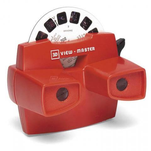 mattel view master classic - A realidade virtual que o Google quer trazer para nossos filhos