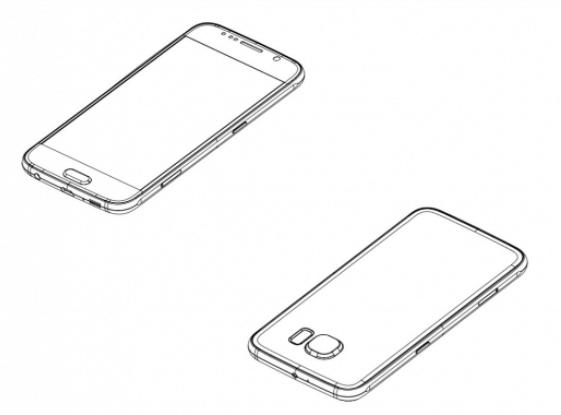 Vazam desenhos com tamanho do Samsung Galaxy S6