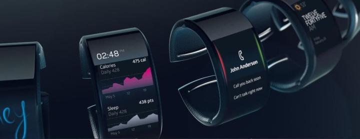"""telas hub neptune duo 720x279 - Neptune Duo, novo conceito de Smartwatch com """"segunda tela"""""""