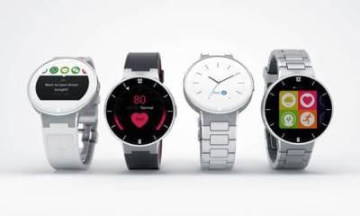 alcatelwatch3 - Alcatel Onetouch Watch: conheça o smartwatch de preço acessível