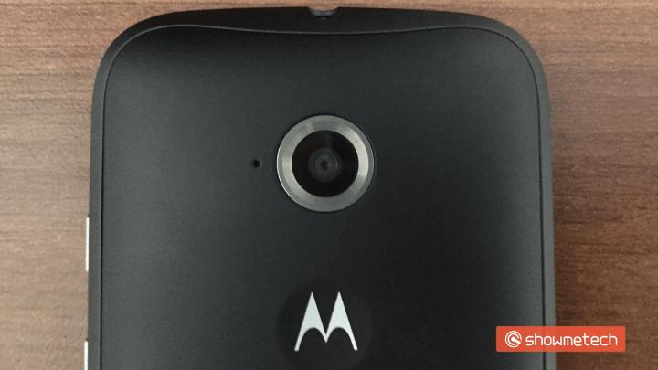 Review Novo Moto E - SMT Câmera